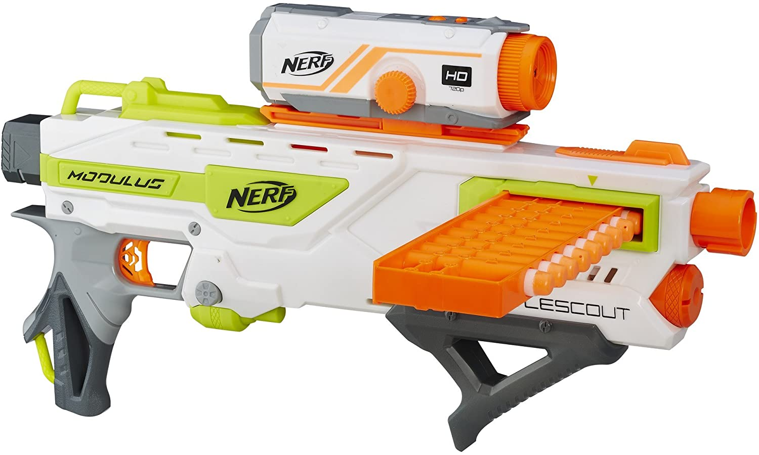 NERF Strike Modulus Battlescout ICS-10 B1756