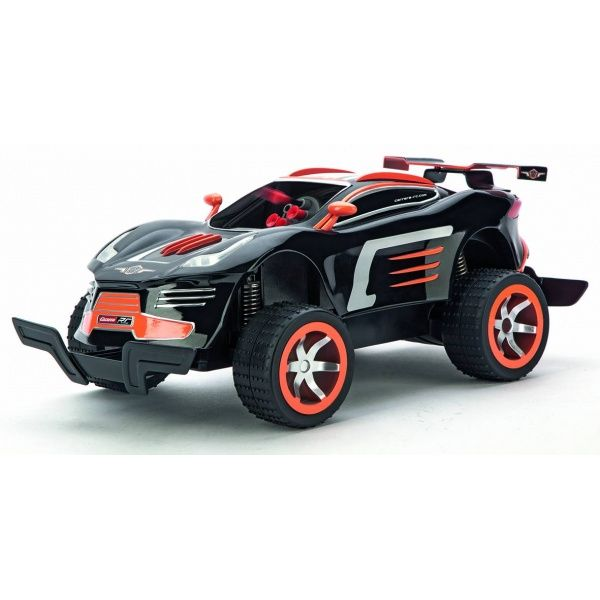 RC auto Carrera Agent Black kulomet 1:16 2.4GHz