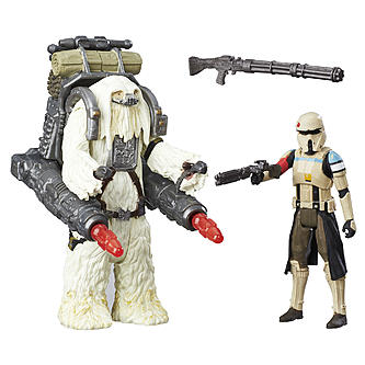 Hasbro Star Wars Rogue One Figurky 2ks B7261