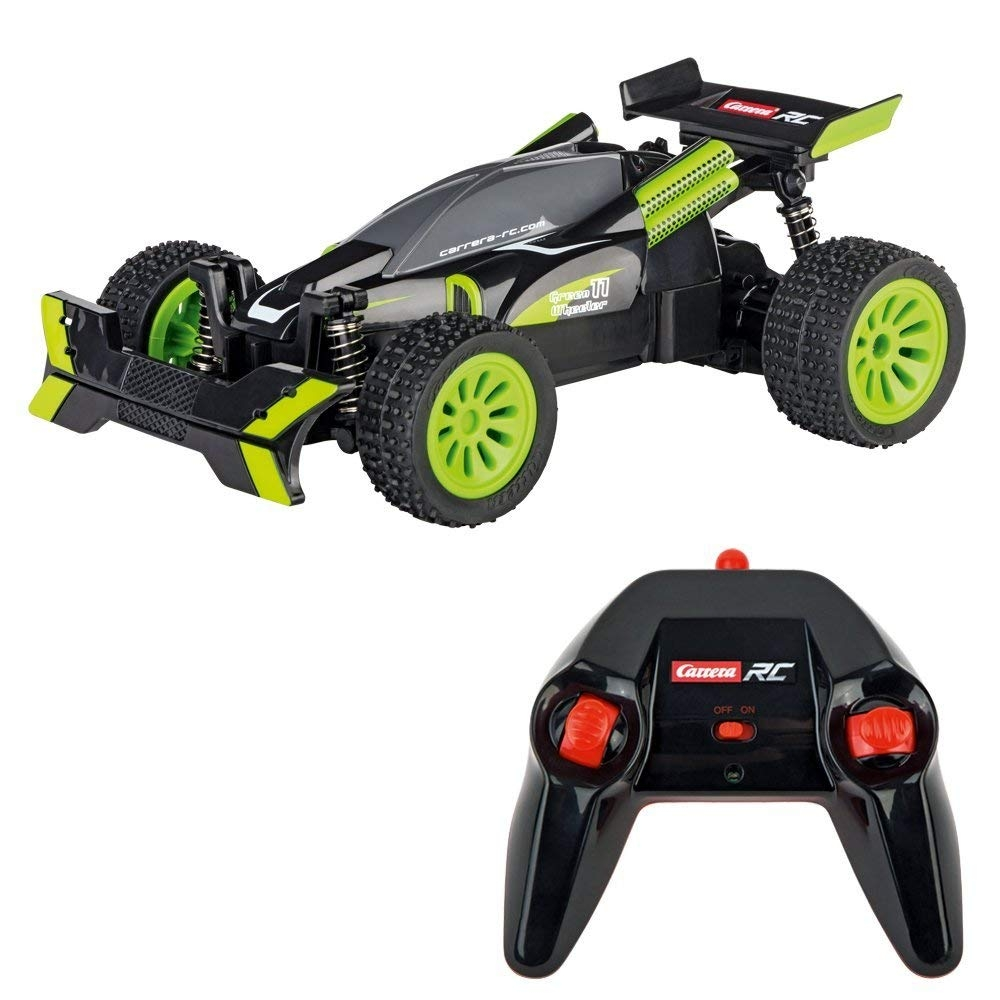 R/C auto Carrera - Green Wheeler (1:20) 2.4GHz