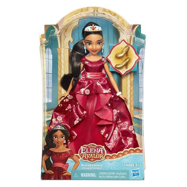 Hasbro Disney Princess Elena z Avaloru Royal Gown