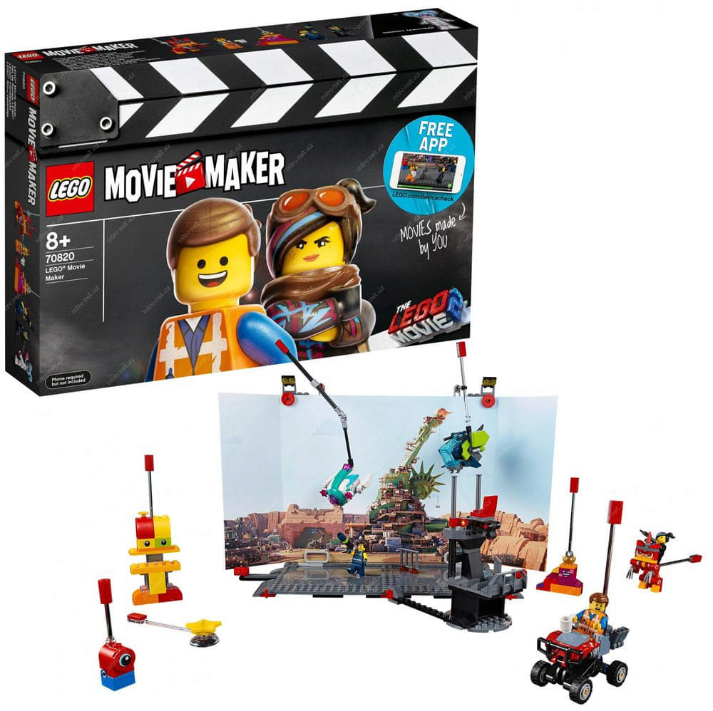LEGO Movie 70820 Movie Maker