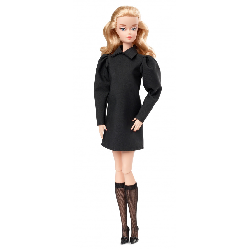 Mattel Barbie Módní ikona Best in Black