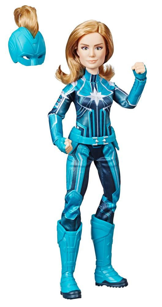 Hasbro Avengers Captain Marvel Starforce
