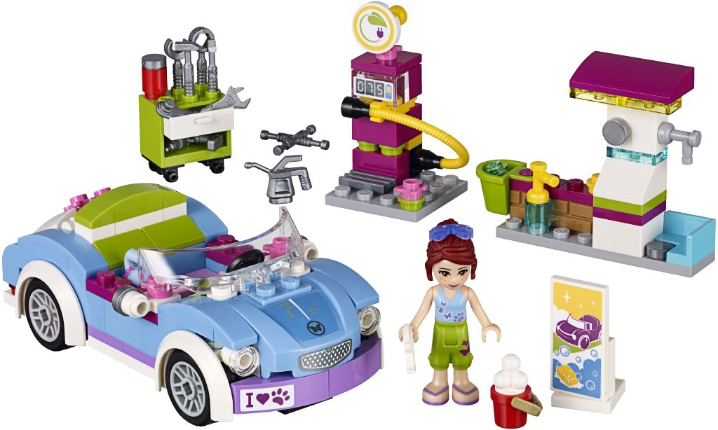 LEGO Friends Miin kabriolet
