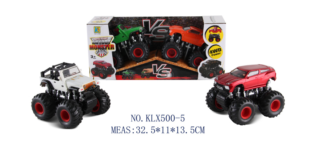 Monster truck 2 ks