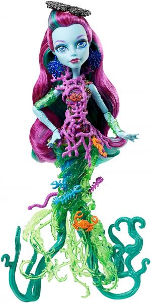 Mattel Monster High Posea Reef z útesu