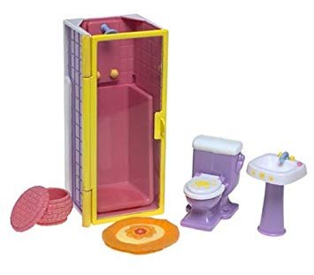 Fisher-Price Dora koupelna
