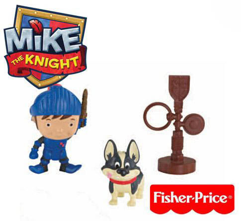 Fisher Price Mike a kamarád Yap