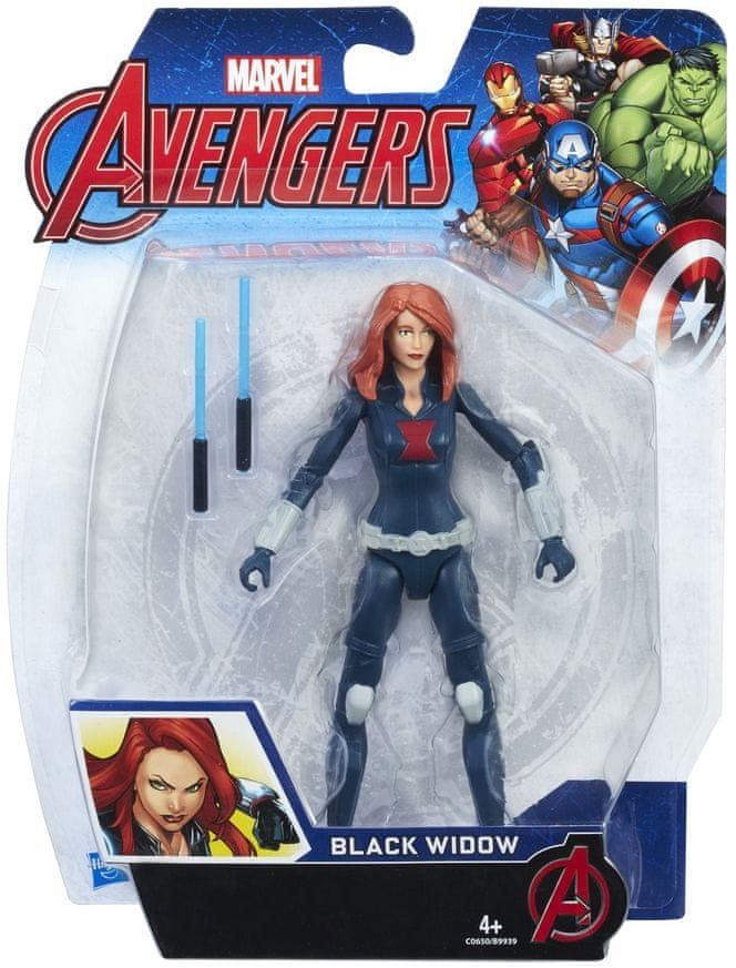 Avengers figurka 15cm Black Widow