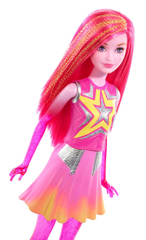 Mattel Barbie Star Light Adventure Pink
