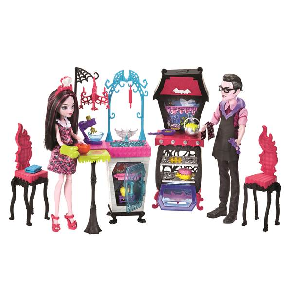 Mattel Monster High - Rodinka příšerek