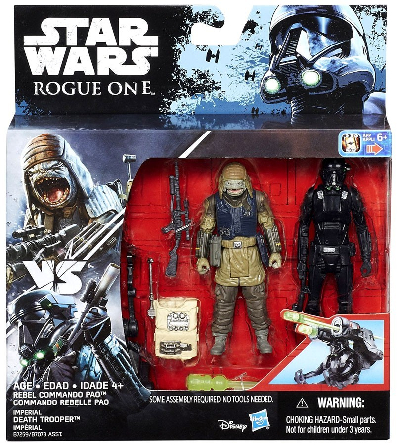 Hasbro Star Wars Rogue One Figurky 2ks B7259