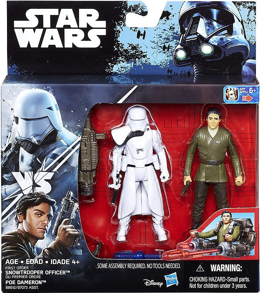 Hasbro Star Wars Rogue One Figurky 2ks B8612
